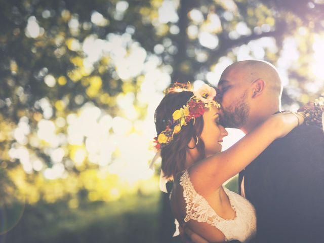 Le mariage de Driss et Démi : un conte de fée moderne et coloré