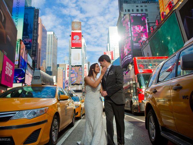 Séances de couple à New York: des photographies magiques !