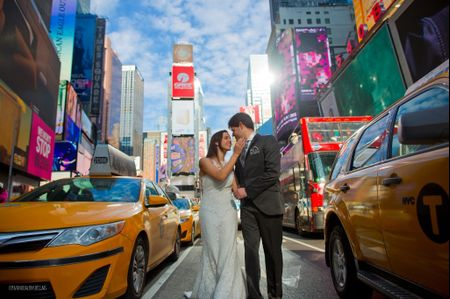 S�ances de couple � New-York: des photographies magiques !