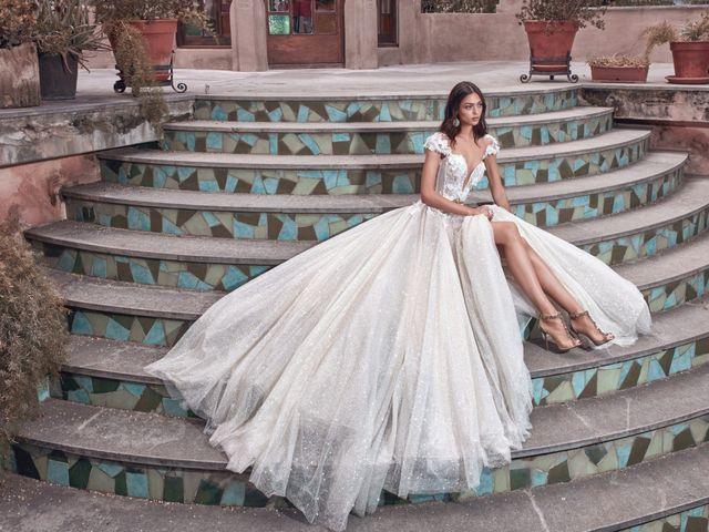 65 robes de mariée inspirées de contes de fée !