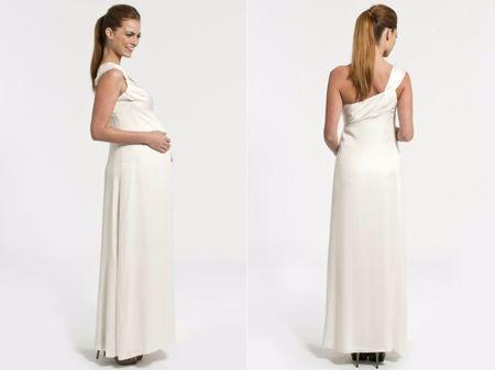 14 robes pour les mariées enceintes