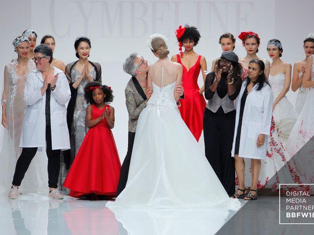 Cymbeline : les robes de mariée 2019 mettent Paris à l'honneur !