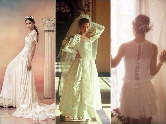 lvolution de la robe de marie travers le temps - Point Mariage La Rochelle