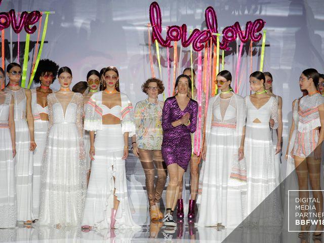 Rembo Styling 2019 : robes de mariée boho folk ... et osées !