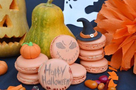 15 id�es pour un Candy Bar sur le th�me d'Halloween