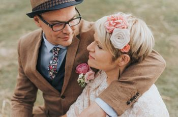 Élodie et Mickaël : un mariage normand où il fait bon vivre