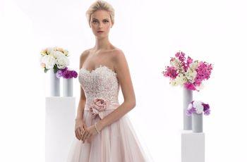 Orea Sposa 2018 : des robes modernes et sensuelles pour les mariées d'aujourd'hui