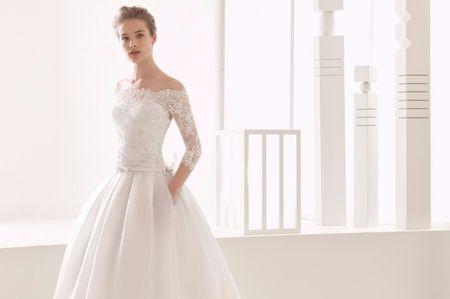 Robes de mariée Rosa Clará 2017, la collection complète