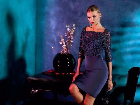 Mariage de nuit : 55 robes grand gala pour les invitées