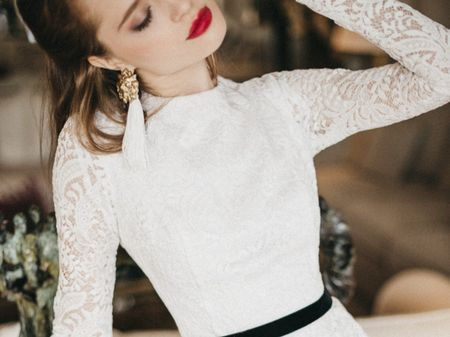 80 robes de mariée vintage pour un look romantique et dans l'air du temps