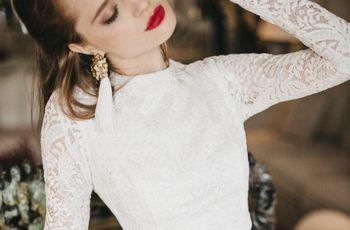 100 robes de mariée vintage pour un look romantique et dans l'air du temps
