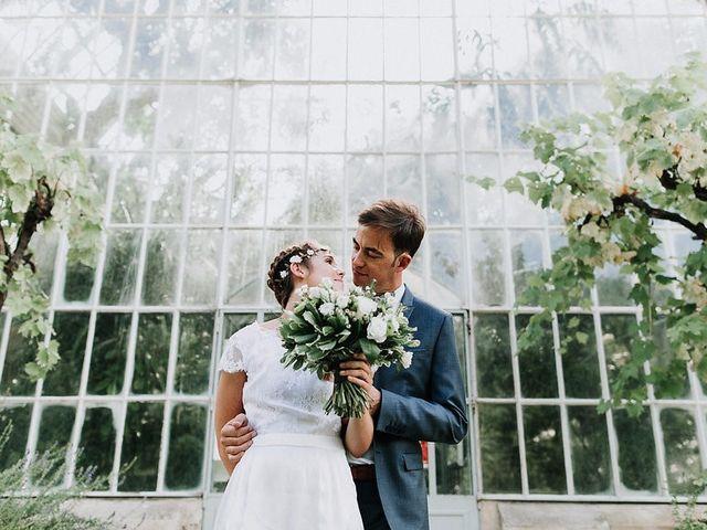 Mathilde et Séverin : le mariage champêtre et chic dont ils rêvaient