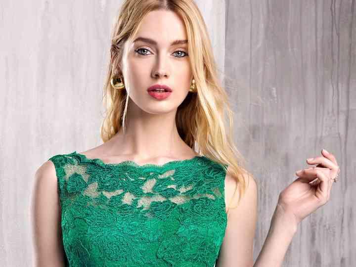 40 robes de cocktail vertes : la tenue gagnante