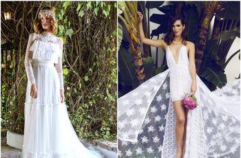 Les 55 robes de mariée les plus originales de 2017