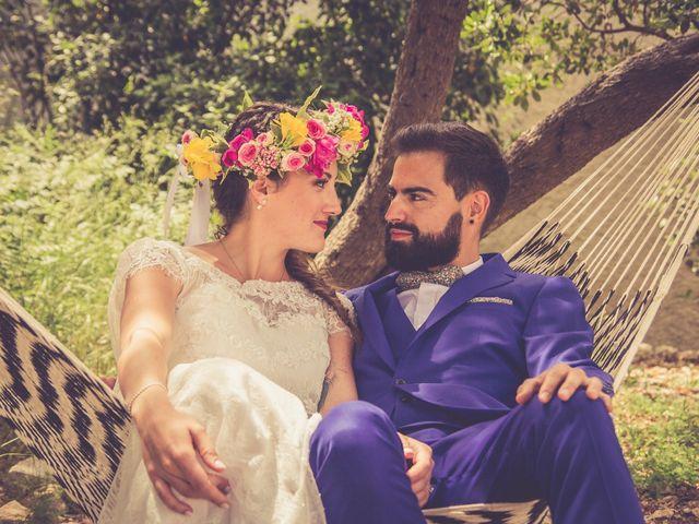 Floriane et Thomas : deux cérémonies hautes en couleur et débordantes d'émotion