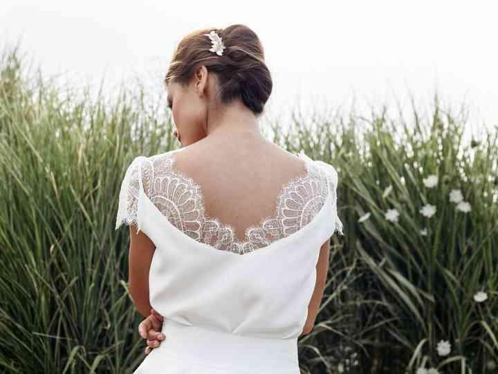 90 robes de mariée en dentelle pour un look romantique