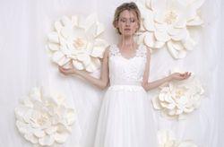 Faith Cauvain 2017 : des robes de mariée à la douceur printanière irrésistible
