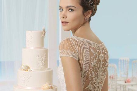 Toute la beauté de la mer dans la collection de robes de mariée Aire Beach Wedding d'Aire Barcelona