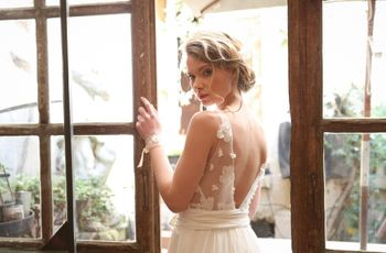 Les robes de mariée d'Elsa Gary 2017 : une pluralité de styles