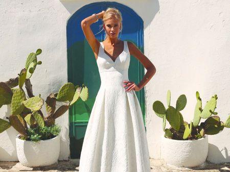 Robes de mariée Linea Raffaelli 2017 : éclat, fraîcheur et glamour