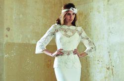 Collection Ir de Raimon Bundó : des robes de mariées haute couture