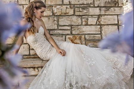 Robes de mariée 2017 : la «Blue» collection signée Enzoani