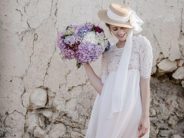 Délicate et poétique : la collection de robes de mariée Victoire Vermeulen 2017
