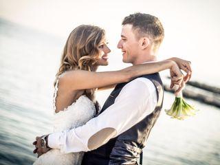 Oui pour la vie : le mariage à la plage d'Aminah et Hugo