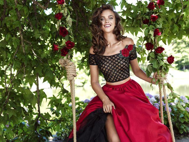 Les invit s du mariage id es mariage for Robes pour mariage tropical