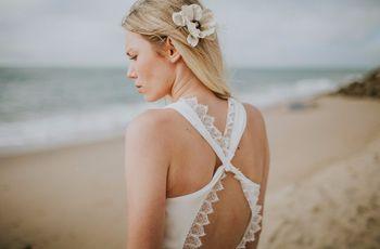 Collection de robes de mariée Orlane Herbin 2017 : modernité, douceur et volupté