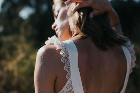 60 robes de mariées à bretelles