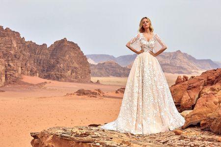 Les 40 plus belles robes de mariée coupe princesse de 2017
