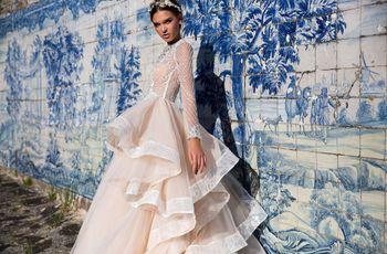 Les 65 robes de mariée les plus originales de 2018