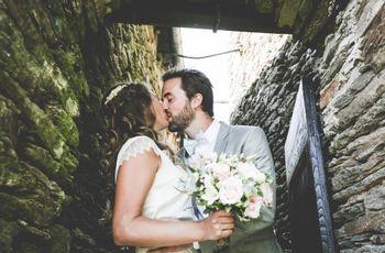 Doux et sublime, le mariage bohème de Fanny et Guillaume