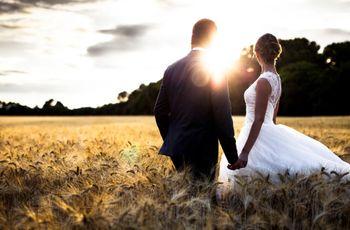 Jihane et Julien : leur mariage aux Pays des Merveilles