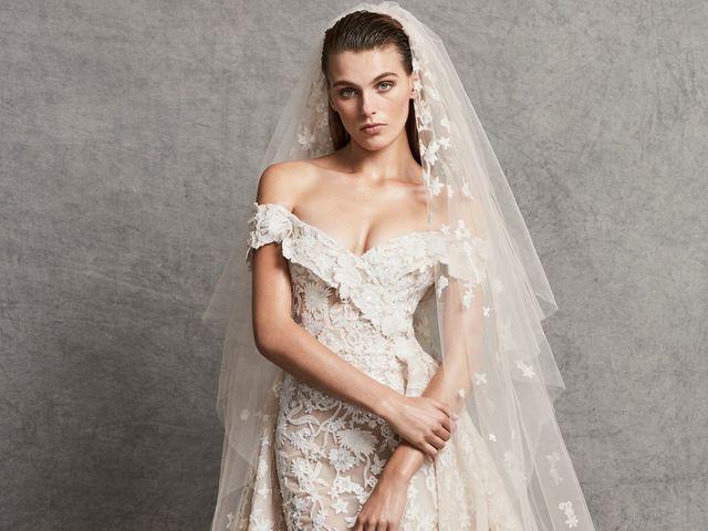 Zuhair Murad collection 2018 : robes de mariée entre tradition et modernité