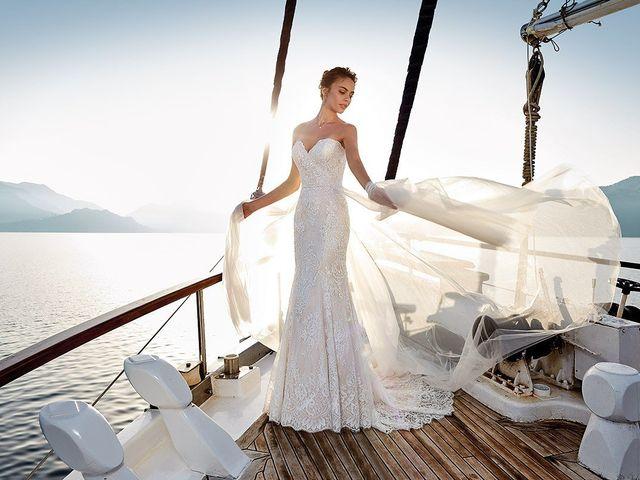 40 robes de mariée avec traîne amovible, à vous le double look !