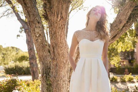 80 robes de mariée avec décolleté illusion qui vont vous faire craquer