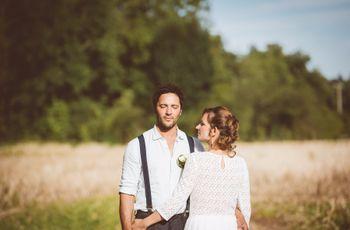 Le mariage éco-responsable d'Aurore et Mounir : oui à l'éthique !