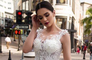 Pollardi 2018 : 2 collections de stars pour 2 styles de mariée
