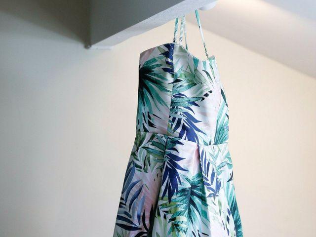 40 robes de soirée à imprimé tropical
