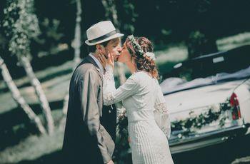 Achraf et Lionel : un sublime mariage breton aux notes orientales