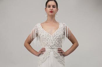 Robes de mariée Eliza Jane Howell 2021 : la collection Studio 54 inspirée du mythique club new-yorkais