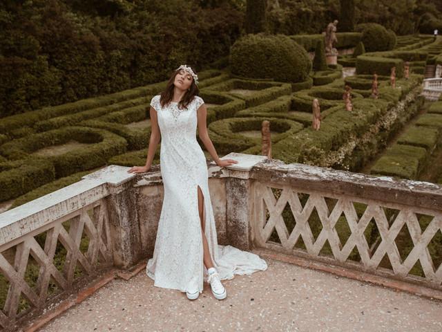 Mimanera Wedding Collection : des chaussures uniques pour les mariées d'aujourd'hui