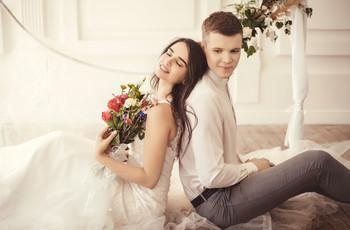 Tout savoir sur la séance photo de mariage en studio