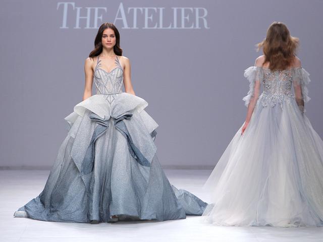 The Atelier 2020 : une fusion de styles de robe de mariée sur les podiums de la VBBFW