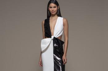 Black and white : 50 robes de cocktail qui rendraient jalouse Cruella d'Enfer