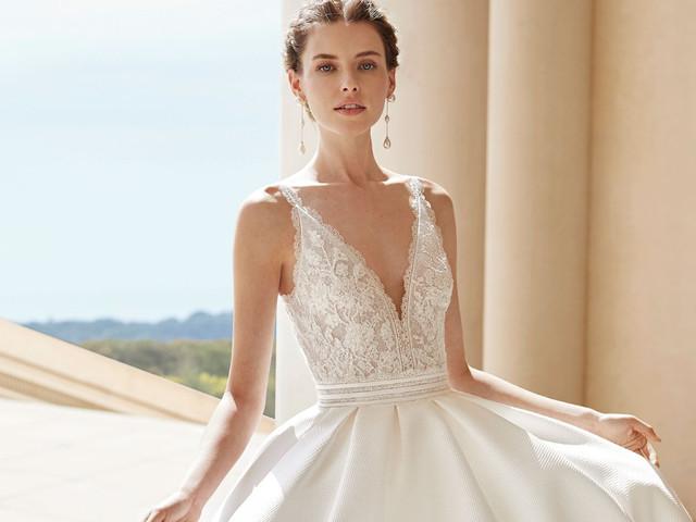 Nouvelles robes Rosa Clará pour votre mariage en 2020