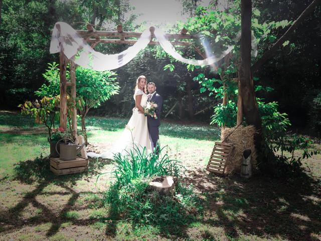 Mariage post-confinement de Caroline et Etienne : se marier, envers et contre tout !