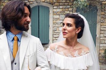 Le mariage de Charlotte Casiraghi et Dimitri Rassam : après Monaco, le oui en France !